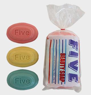 Five Beauty Soap