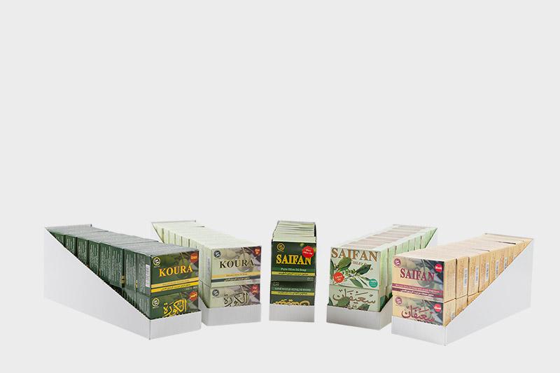 Saifan Display Boxes