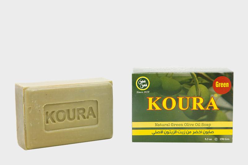 Koura Green Olive Oil Soap