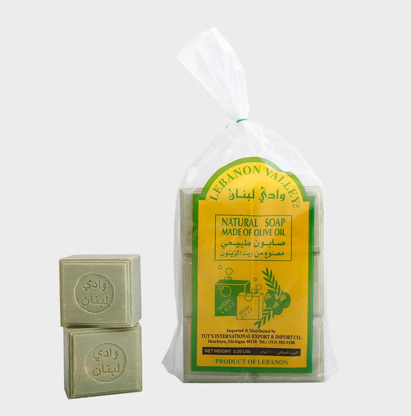 Lebanon Valley Green Olive Oil Soap