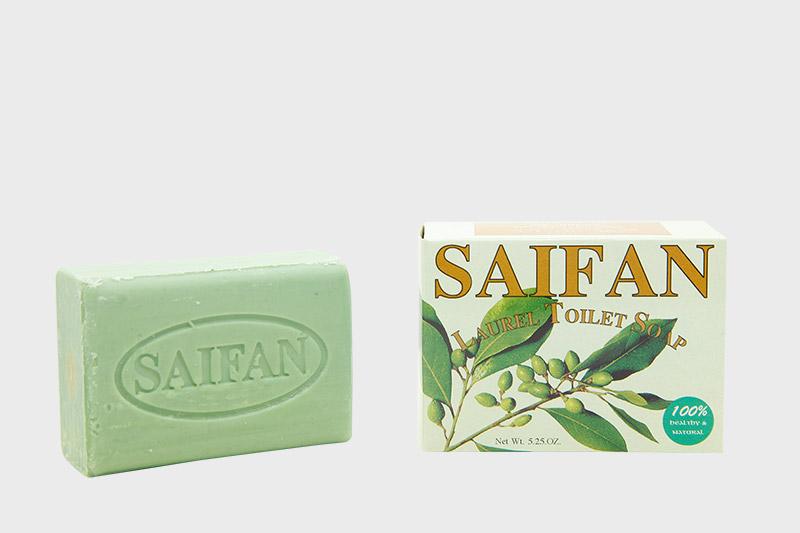Saifan Laurel Olive Oil Soap