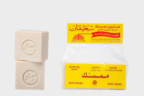 Saifan Perfumed Olive Oil Soap