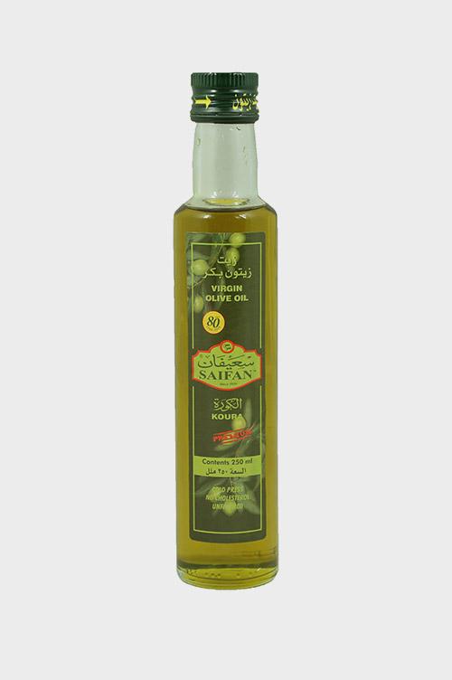 Dorica Glass Bottle