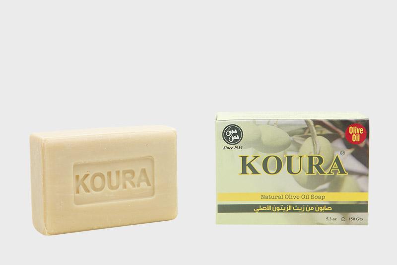 Koura White Olive Oil Soap