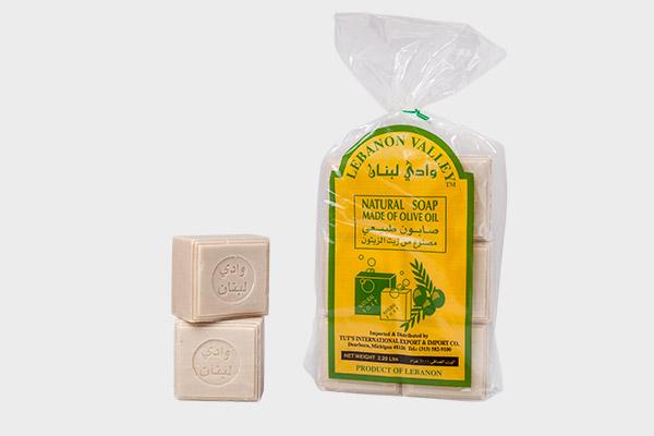Lebanon Valley White Olive Oil Soap